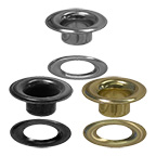 Plain Grommets & Washers